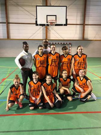 U15F - OZOIR BASKET CLUB 77